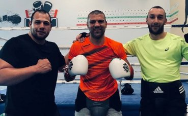 Тервел Пулев: Чакам всички фенове на бокса в