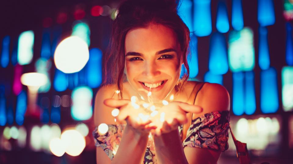 жена магия вълшебство