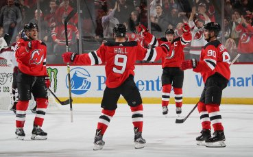 Ню Джърси допусна първа загуба за сезона в НХЛ