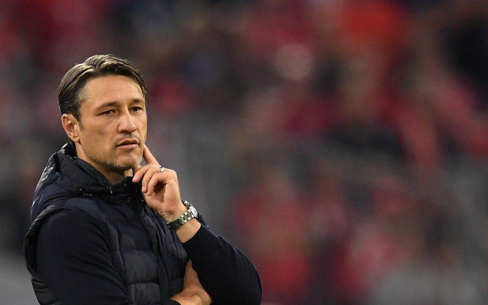Ковач: Байерн е аутсайдер срещу Борусия Дортмунд