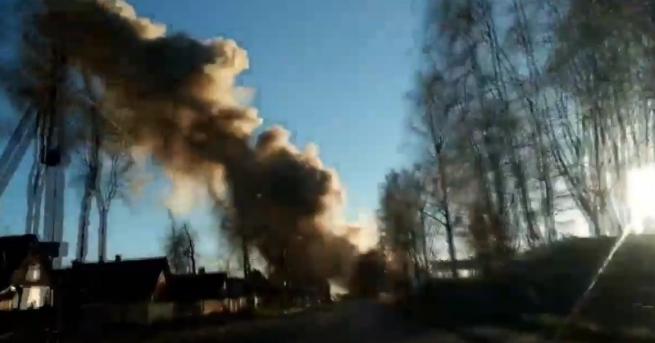 Двама души са загинали при взрив в завод за пиротехнически