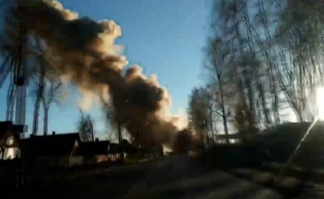 Двама загинали при взрив в руски завод