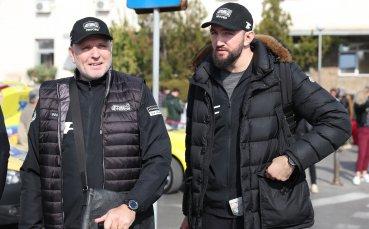 Фюри: Българите са приятелски настроени и се вълнуват за мача