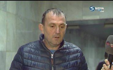 Загорчич: След двата гола ни бе по-леко