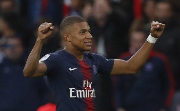 ПСЖ прегази Амиен, продължава наказателната акция в Лига 1