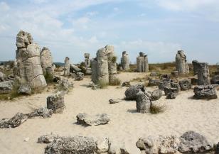 Побитите камъни – естествената пустиня на България