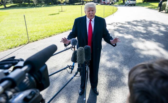 Тръмп заплаши: САЩ ще увеличат ядрения си потенциал
