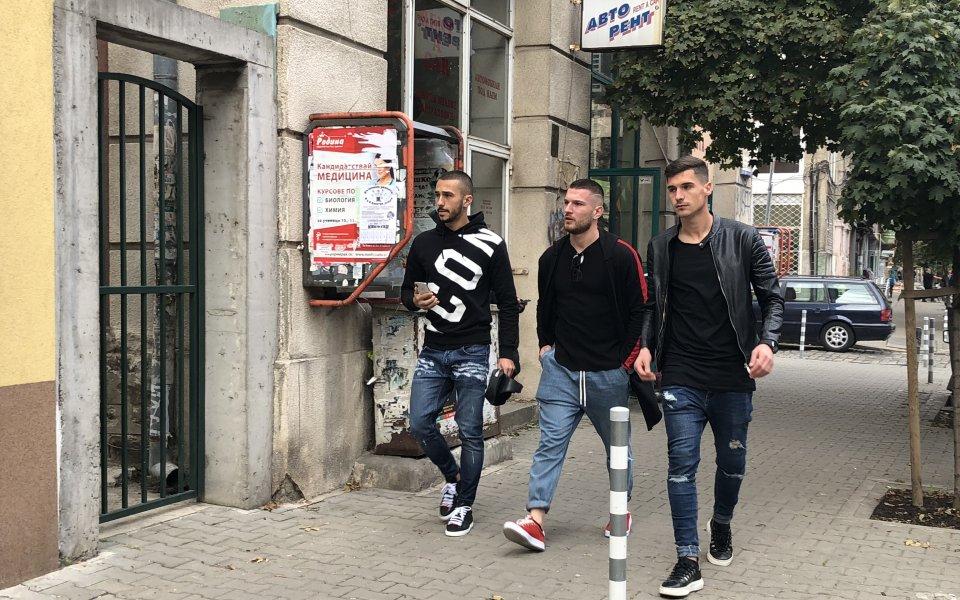 Тримата младежки национали се извиниха за поведението си