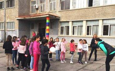 Ренета Камберова се включи с интересна спортна инициатива