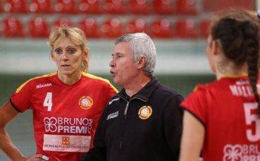Волейболът - семейна чест в семейство Малинови
