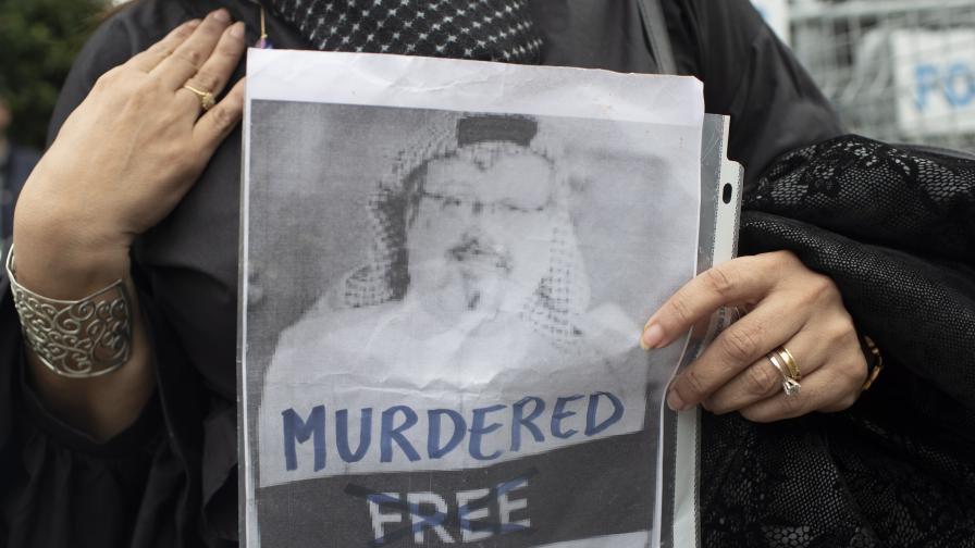 <p>ООН: Саудитският принц е отговорен за смъртта на Хашоги</p>