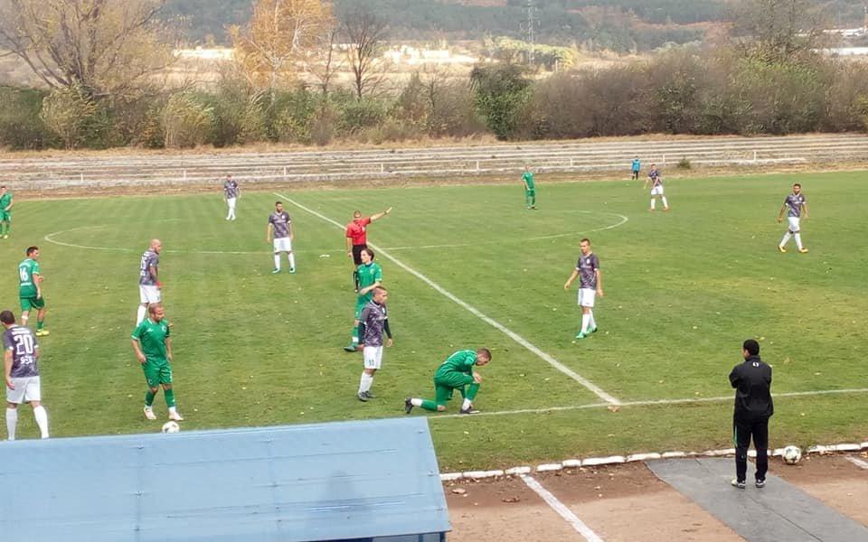Вихрен с важен успех, Божилов с два гола в два мача