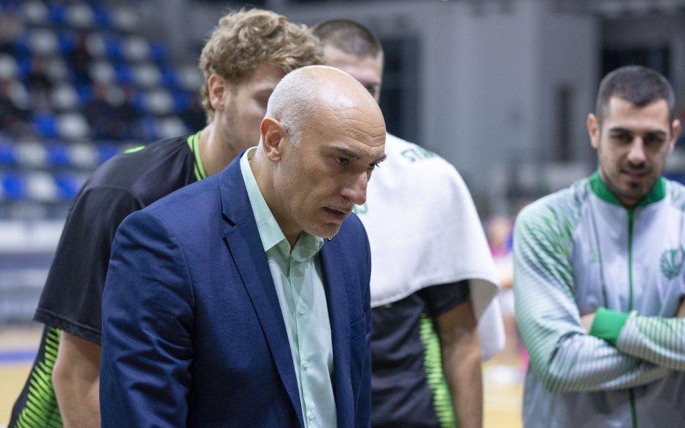 Минчев: Играхме слабо, но важното е, че победихме