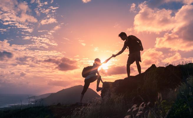 Приятелството, което вдъхновява, за да спаси