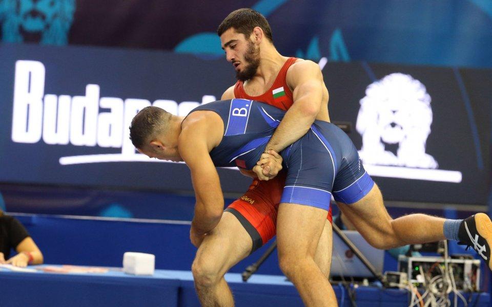 Натурализиран арменец с полуфинал за България на Световното