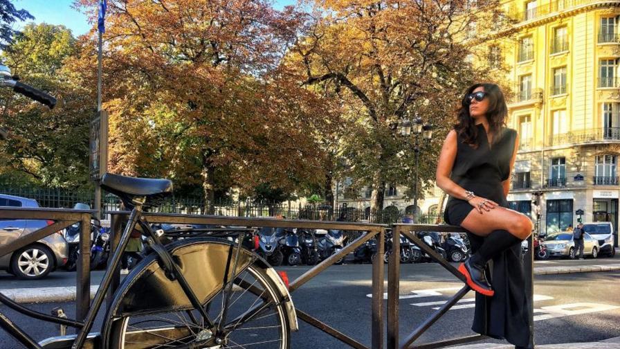 Българката, която Париж обикна