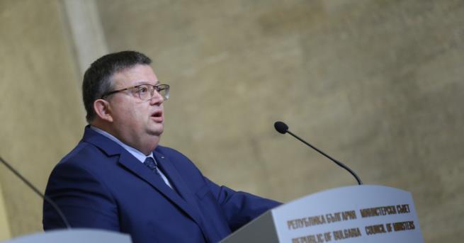 България Кандидат за КОНПИ - спрягат Цацаров Не са обсъждани