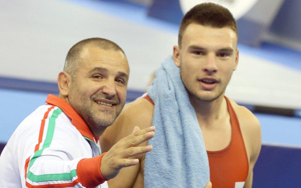 Още един медал за България от Световното по борба