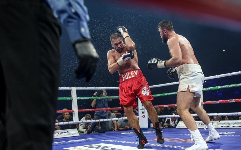 Бившите съперници на Кубрат Пулев на ринга продължават да търсят