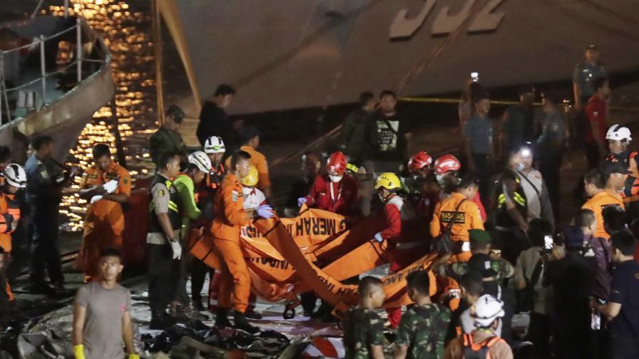 <p>Откриха тела от падналия самолет със 189 души</p>