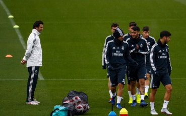 Драми и навъсени погледи в Реал след загубата от Жирона