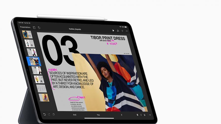 Новият iPad Pro