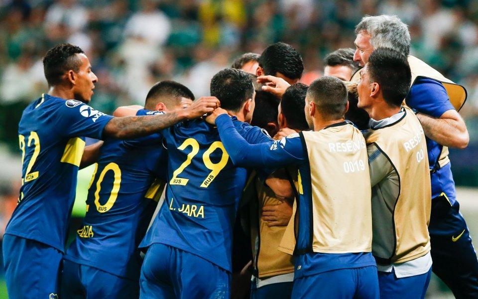 Буенос Айрес няма да спи! Бока - Ривър във финала на Копа Либертадорес