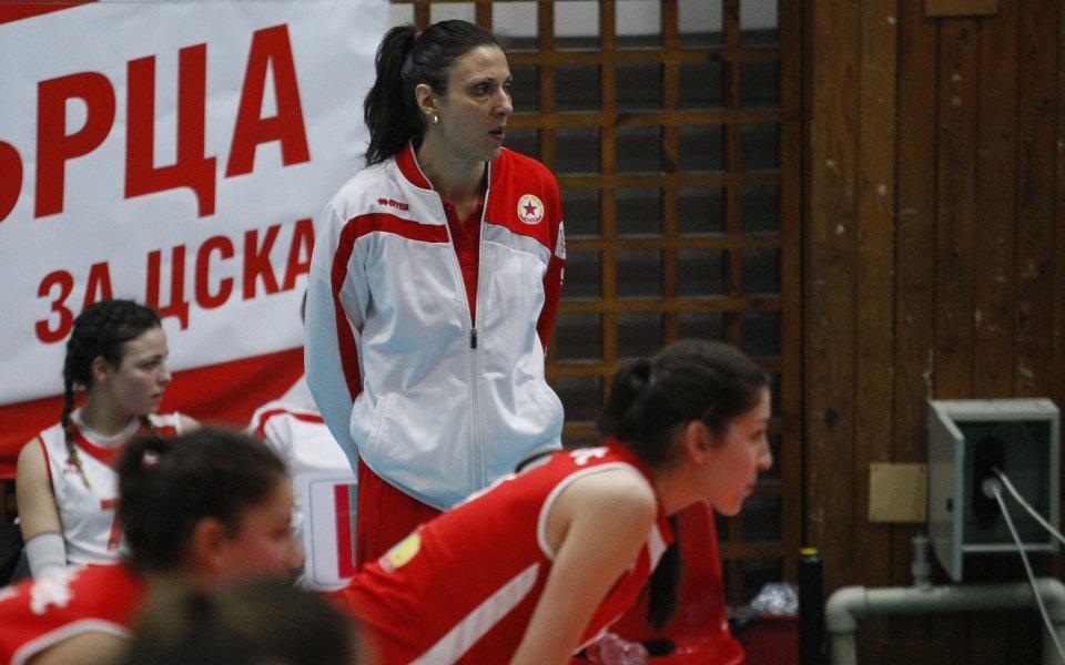 Юлия Иванова: Състезател не се гради с лесни победи