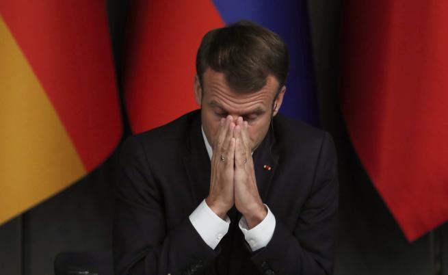 Макрон предупреди: Европа може да бъде пречупена