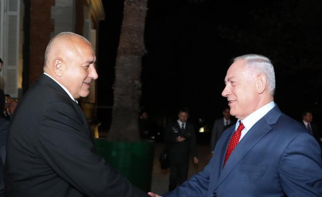 Борисов иска дронове, Нетаняху предлага и газ