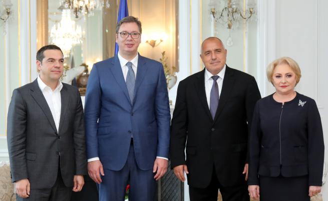 България, Гърция, Сърбия и Румъния искат домакинство на Мондиал 2030