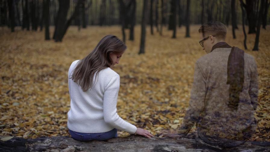 Жена се сгоди за призрак в Англия