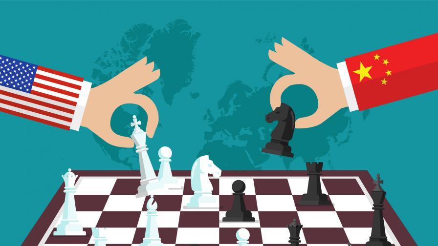 <p>Как Китай измества Русия и САЩ</p>