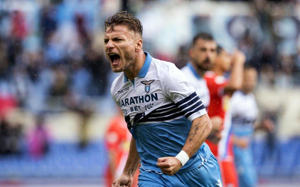Лацио се завърна на победния път с успех над СПАЛ