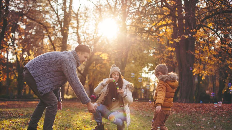 деца семейство