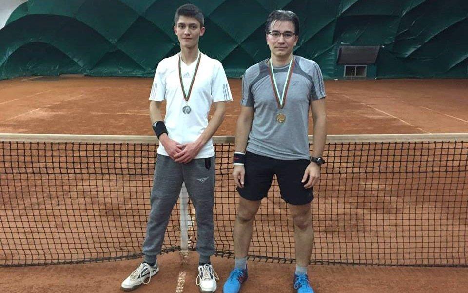 Ясен Захариев спечели първа титла при начинаещите в Интерактив тенис