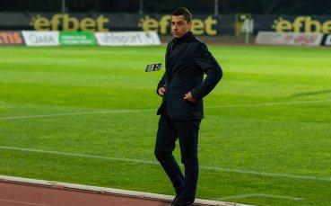 Томаш: Добри играчи, които искат трансфер в чужбина, да заповядат в Берое