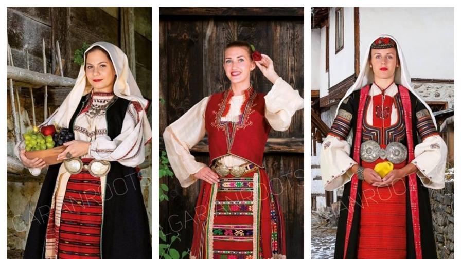 <p>Красотата на българскитеносии (снимки)</p>