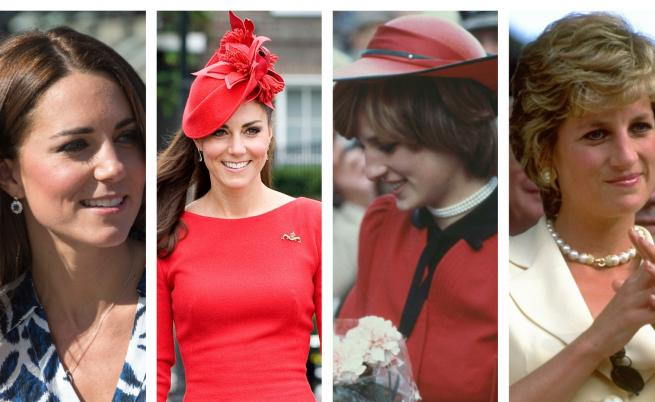 Една традиция на принцеса Даяна, която Кейт продължава