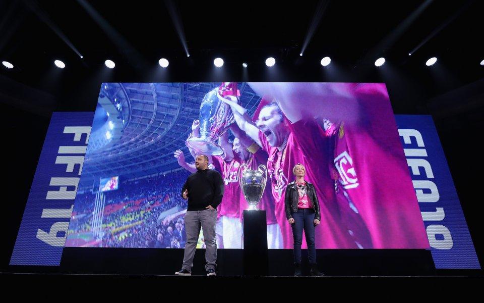 УЕФА създава Шампионска лига за електронни спортове