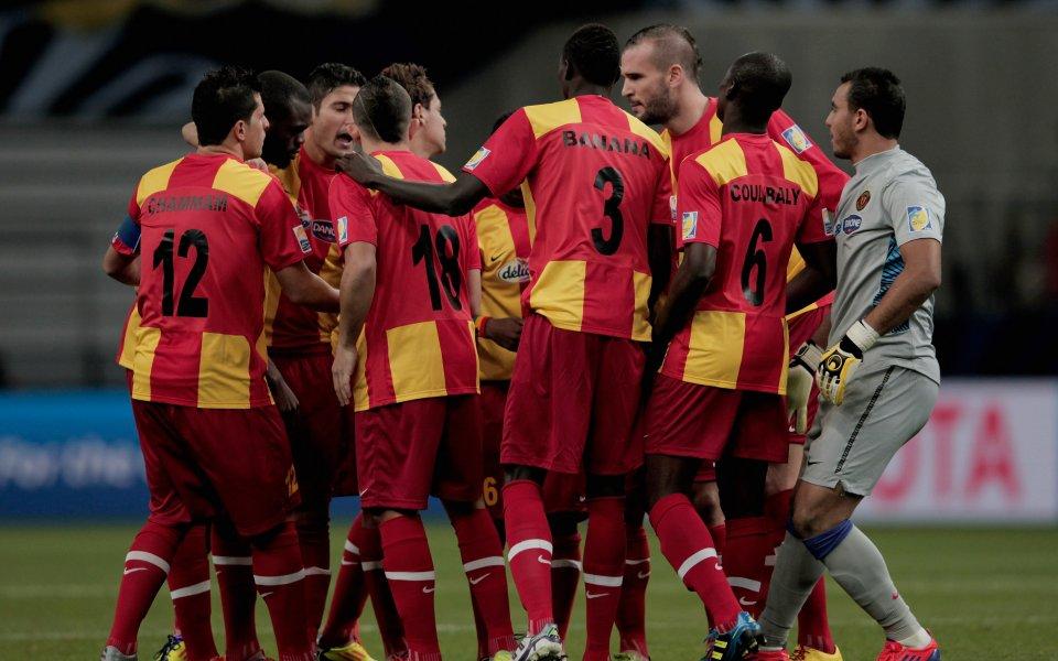 Тунизийци спечелиха африканската Шампионска лига