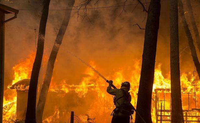 Още жертви на най-смъртоносния пожар в Калифорния