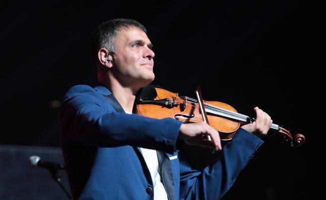 Васко Василев: Концертите в България са истинско вдъхновение