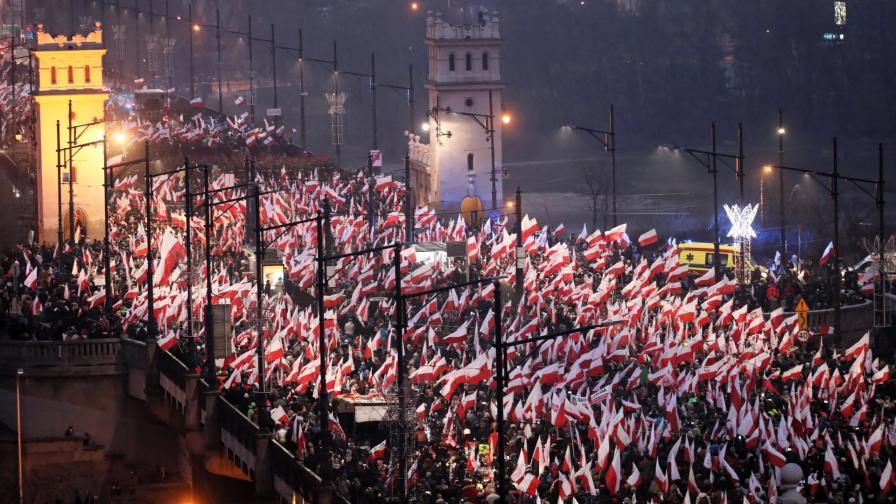 Шествието в Полша