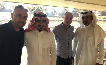 Петев дебютира в Саудитска Арабия след паузата за националните отбори