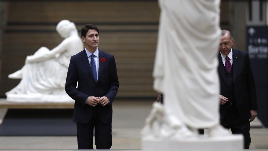 Канада чула записите, Турция: Ужасяващи са