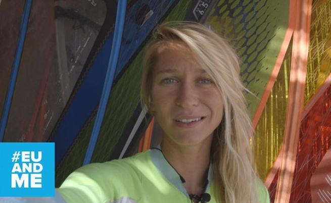 Илияна Стоилова, уиндсърфист:
