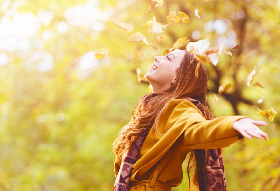 есен настроение
