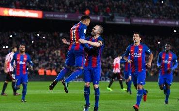 Иниеста: Не би ме заболяло, ако Неймар заиграе в Мадрид