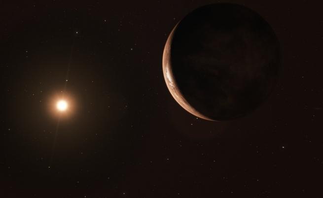Учени откриха замръзнала супер-Земя до близка звезда
